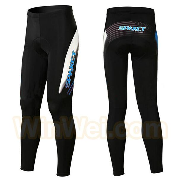 Cycling jersey and bib shorts with dye sublimation outdoor bicycle apparel 3
