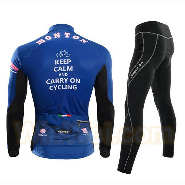 Sublimation print custom cycling team jersey 2
