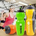 500ml Plastic Sports Bottle