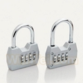 4 digitals combination padlock coded lock
