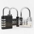 4 digitals combination padlock coded lock 5