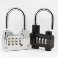 4 digitals combination padlock coded lock 8