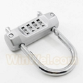 Zinc Alloy Luggage Digital Code Padlock