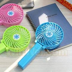 Hand Held Electrical Table Folding Mini USB Fan