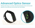 Bluetooth Smart Band Wristband Heart Rate Monitor IP66 Waterproof Bracelet 10