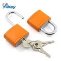 Steel shackle 5 pin security gym padlock