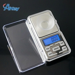 Digital Pocket Jewelry Scale + Portable Diamond Tester Selector Jeweler Tool Set