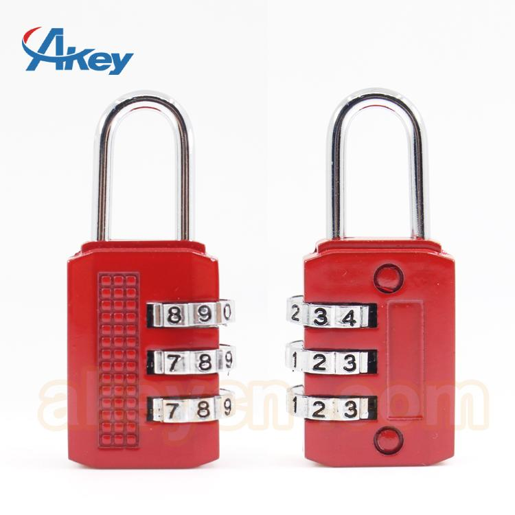 Branded Combination Lock for gym locker 1