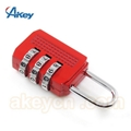 Branded Combination Lock for gym locker