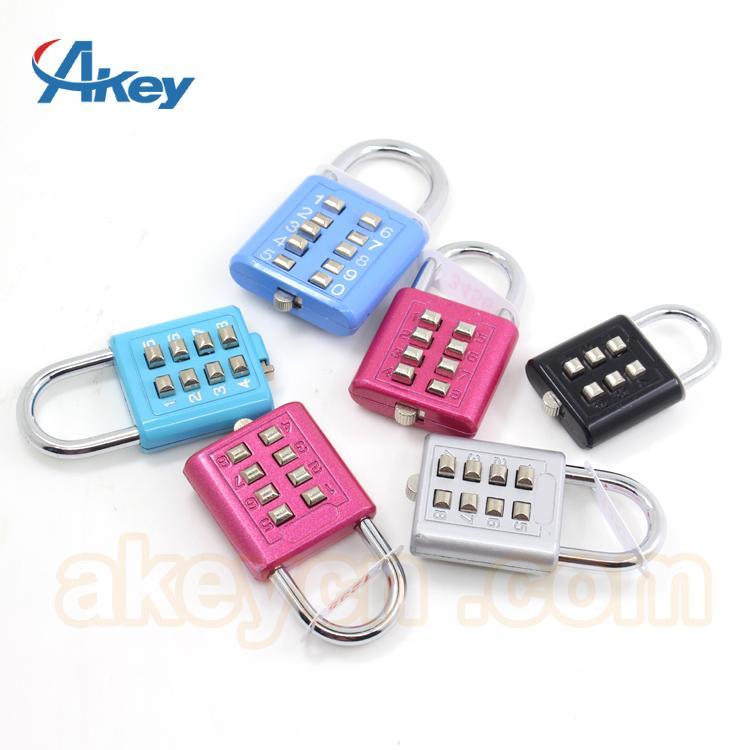 Sport fitness steel padlock uncuttable and unbreakable padlock 1