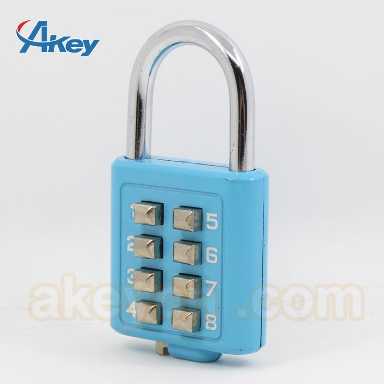 Sport fitness steel padlock uncuttable and unbreakable padlock 5