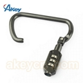 Camping hiking carabiner climbing lock safety 3