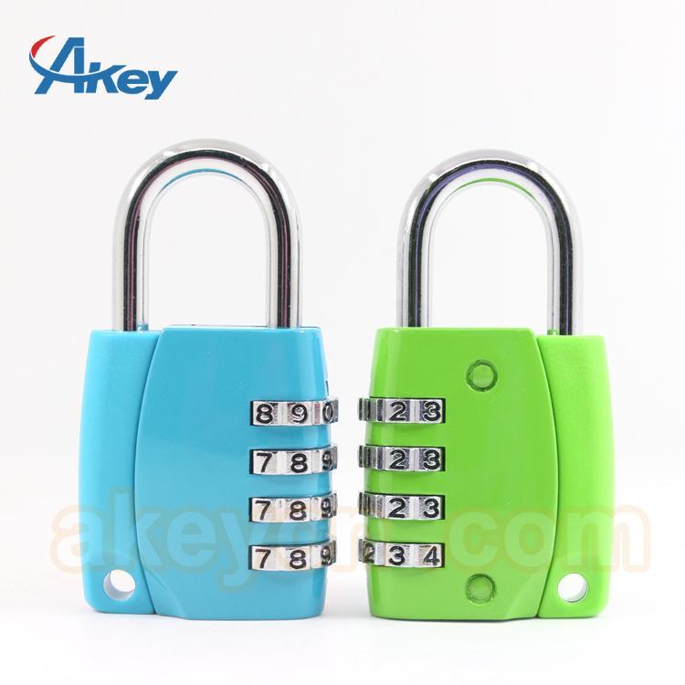High quality safety zinc alloy lock digit padlock 2