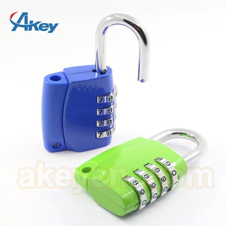 High quality safety zinc alloy lock digit padlock 3