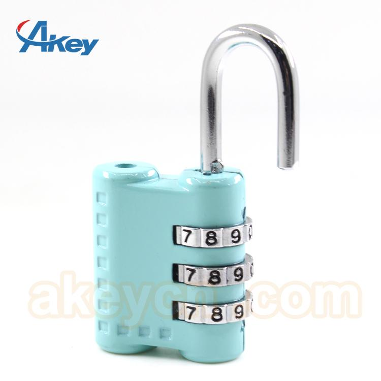 3 Digit Combination Lock for Gym 2