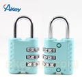 3 Digit Combination Lock for Gym 4