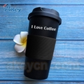 insulated coffee cup with lid