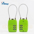 2019 Zinc Alloy Cylinder Safety Padlock combination padlock