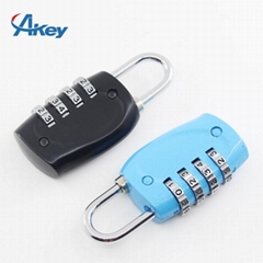Combination Lock Luggage Travel 3 digital Padlock