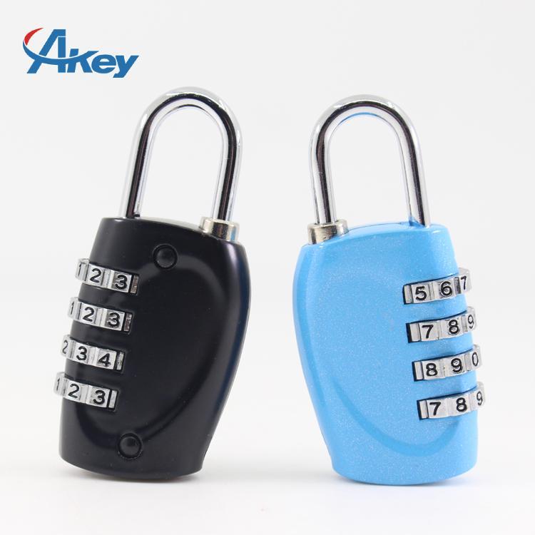 Combination Lock Luggage Travel 3 digital Padlock 3