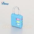 Professional supplier digital fashion mini locks for handbags 3