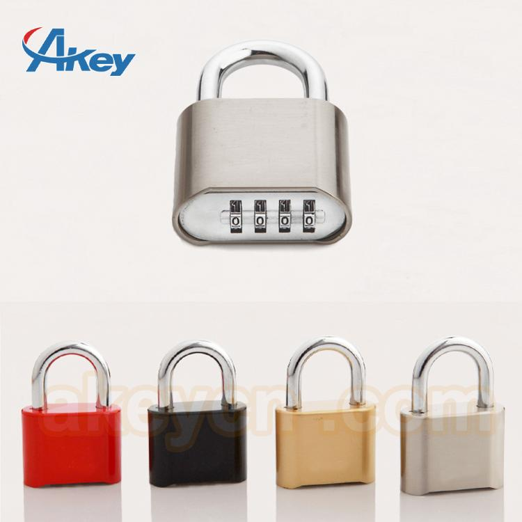 4 digits combination zinc alloy padlock safety 4