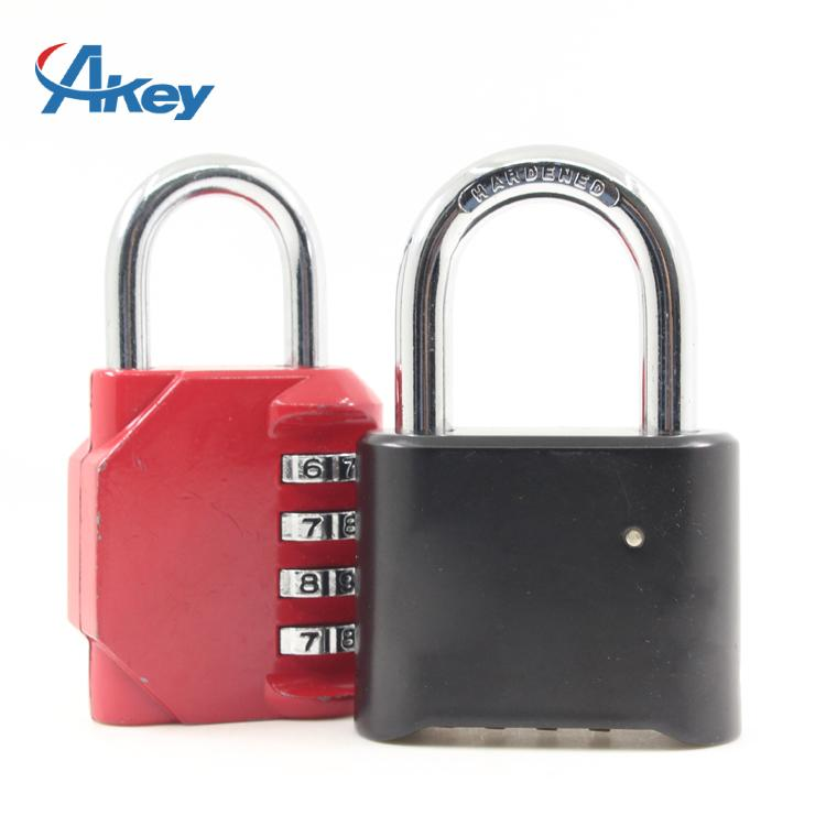 4 digits combination zinc alloy padlock safety 1