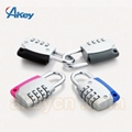 keyless lock for gym fitness lockers 4