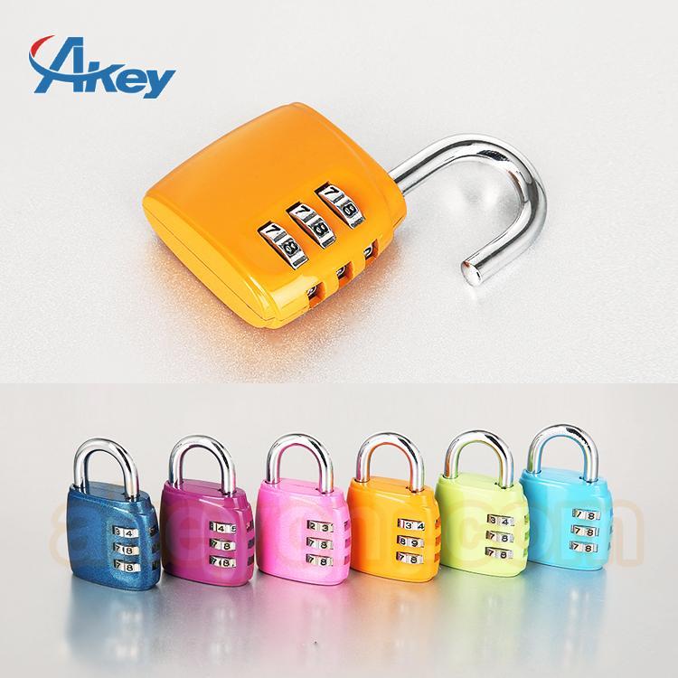 Promotion travel combination lock 3