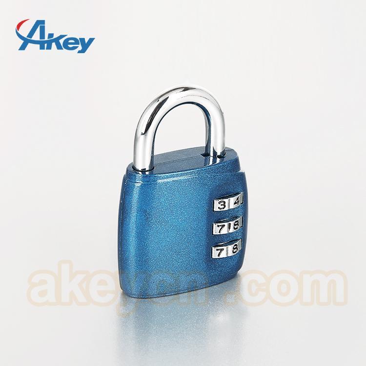 Promotion travel combination lock 4