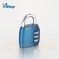 Promotion travel combination lock