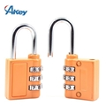 3 codes promotional metal box combination lock 2