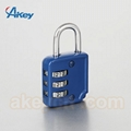 3 digit outdoor combination numeric lock