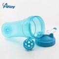 Tritan Shaker bottle with plastic ball