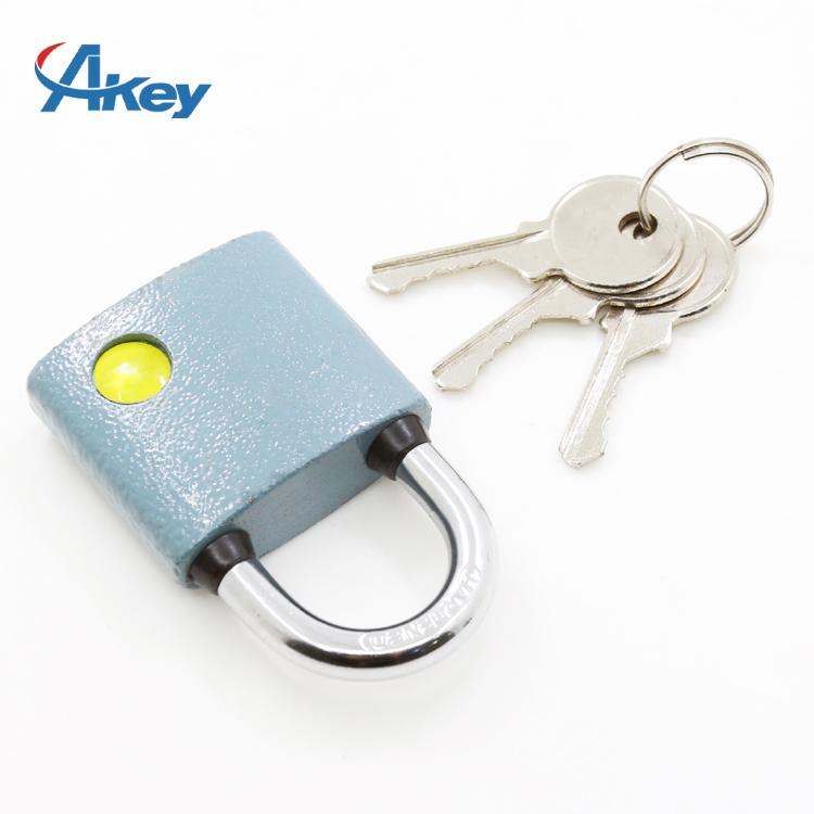 Master key padlock 1