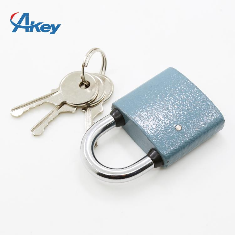 Master key padlock 4