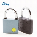 Master key padlock