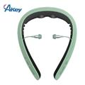 Wireless neckband stereo headset