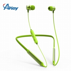 Sport wireless bluetooth headset