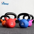 Workout weights Kettlebell set for weight training