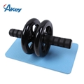Double exercise ab power home fitness equipment set