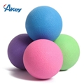Myofascia Release Therapy Flexible Lacrosse Massage Ball