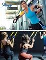 Sport Training Home Gym Trainer Suspension Straps
