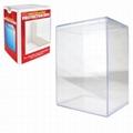 Premium Interlocking Vinyl Figure Hard Protector Box