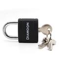 Diamoon Metal Key Padlock 5pins