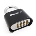 Diamoon Sleeve Cover Padlock