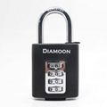 Diamoon Metal Padlock