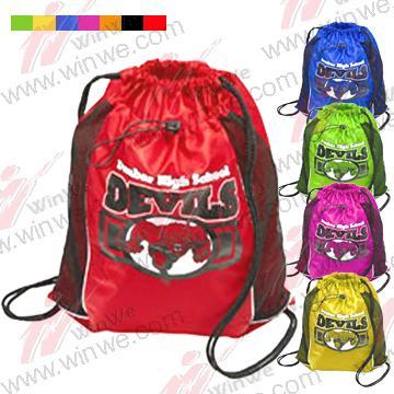 promotional String Backpack