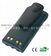 PMNN4018H Walkie talkie battery with Sanyo cell 2500mAh for GP308 Anderson
