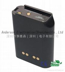 NTN4538/NTN4592  Two way radio battery Impres Anderson